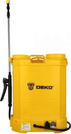 Аккумуляторный опрыскиватель DEKO DKSP10 065-0942 без АКБ и ЗУ