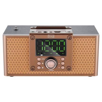 Радиоприемник MAX MR-360 Bronze