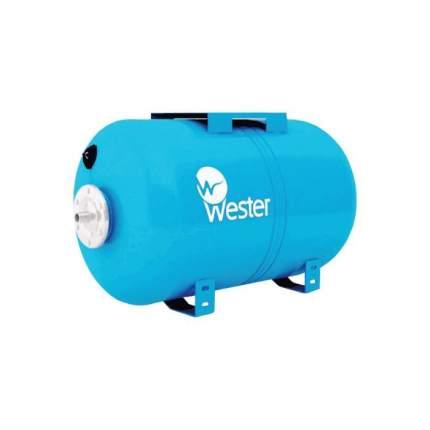 Гидроаккумулятор WAO 80 л 10 бар горизонтальный Wester 0-14-0990