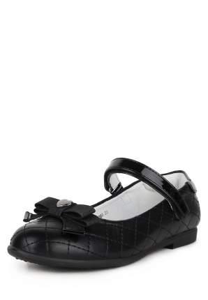 Туфли для девочек T.TACCARDI, цв. черный, р-р 33