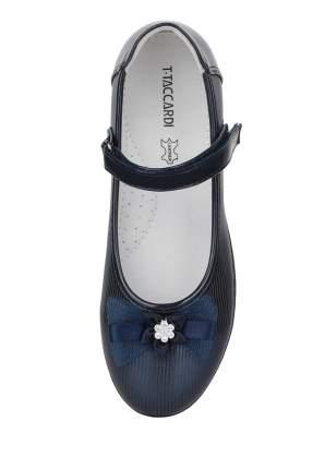 Туфли детские T.Taccardi, цв. синий р.30