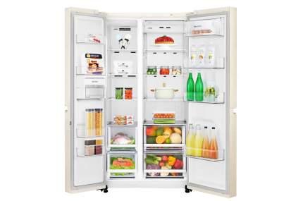 Холодильник (Side-by-Side) LG GC-B247SEDC