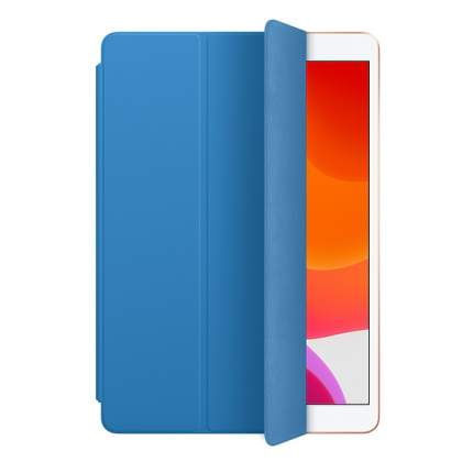 Чехол Apple Smart Cover для планшета iPad 10.2/Air 10.5 SurfBlue (MXTF2ZM/A)