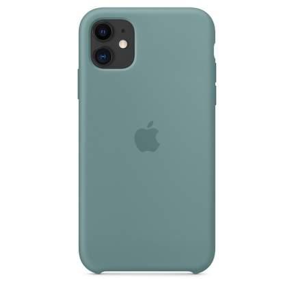 Чехол Apple Silicone Case Cactus для смартфона iPhone 11 (MXYW2ZM/A)
