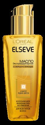 Масло для волос L`Oreal Paris Elseve Экстраординарное универсальное 100 мл
