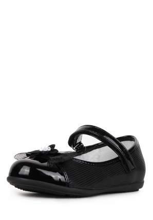 Туфли для девочек Honey Girl, цв. черный, р-р 29
