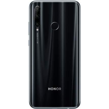 Смартфон Honor 10I 128Gb Midnight Black (HRY-LX1T)