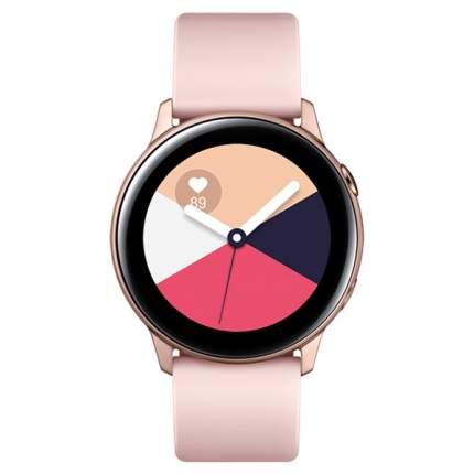 Смарт-часы Samsung Galaxy Watch Active Gold/Gold (SM-R500NZDASER)