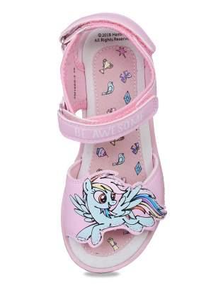 Сандалии детские My little Pony, цв. розовый р.26