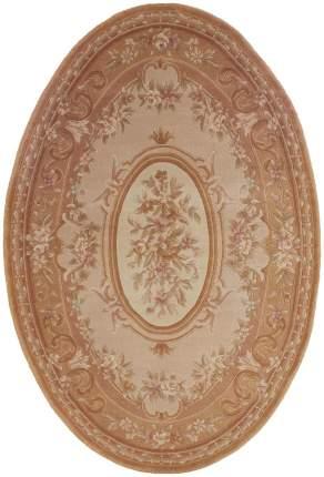 Овальный шерстяной ковер ручной работы коллекции «Savonnerie Exclusive» 27175, 170x240 см