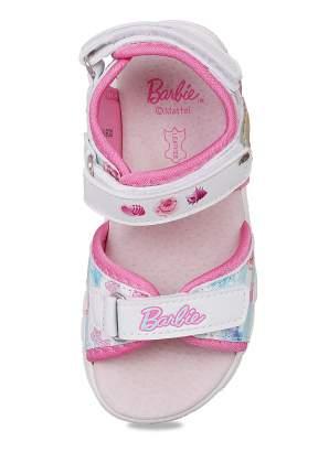 Сандалии детские Barbie, цв. разноцветный р.30