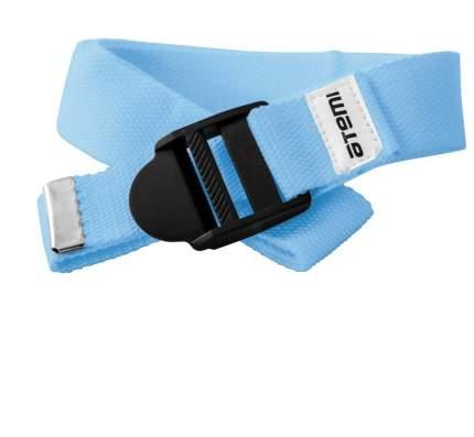 Ремень для йоги Atemi AYS01B, синий
