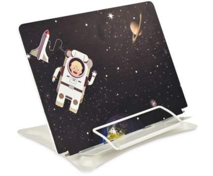 Подставка для книг и учебников Феникс+ Космонавт
