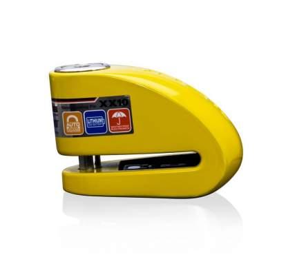 Замок на диск с сиреной Xena XX10 (Желтый)
