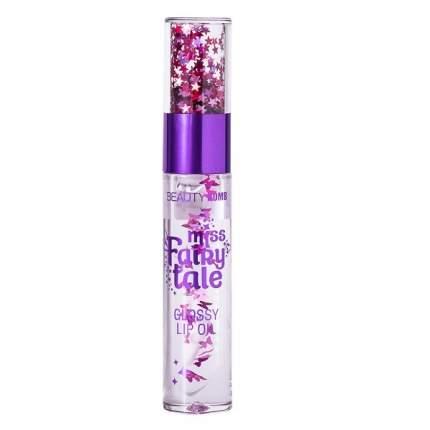 Масло-блеск для губ Beauty Bomb Miss Fairytale, тон 03 Let's Fly