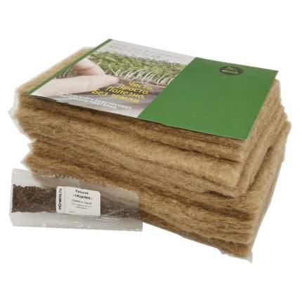 Коврики для выращивания микрозелени mGreen's 44206 10 шт.