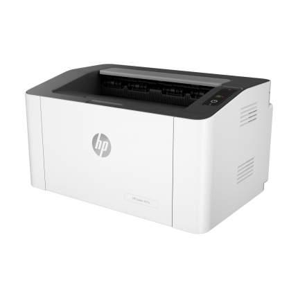 Лазерный принтер HP Laser 107a White (4ZB77A)