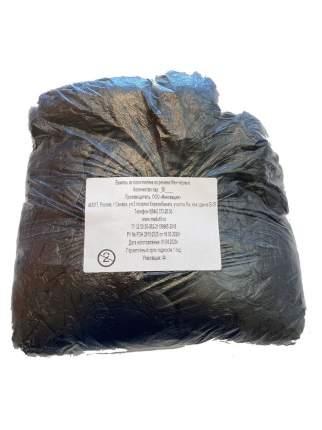 Бахилы Черные 14х40 см 50 пар