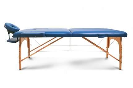 Массажный стол складной Start Line Nirvana blue