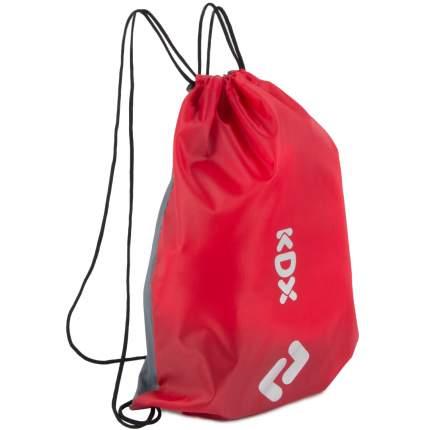 Мешок для обуви для детей Kidix YUSFW-3 bordo grey серый/красный one size