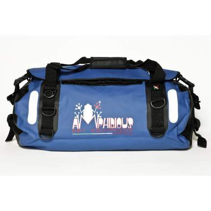Дорожная сумка Amphibious Voyager 60л. (Синий)