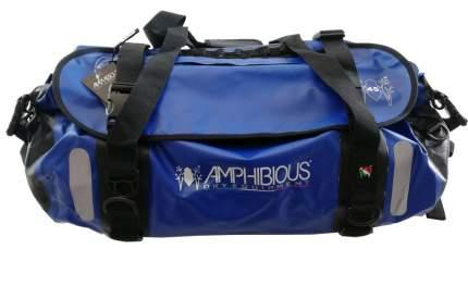 Дорожная сумка Amphibious Voyager, объем 45л., цвет Синий