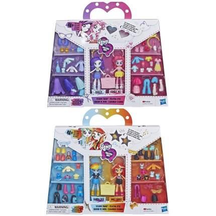 Игровой набор Hasbro My little Pony Девочки Эквестрии  мини в ассортименте