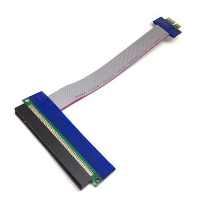 Кабель удлинитель Espada PCI-E x1 Male to PCI-E x16 Female
