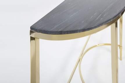 Консоль Glossy Gold 0.76x1.2x0.4м