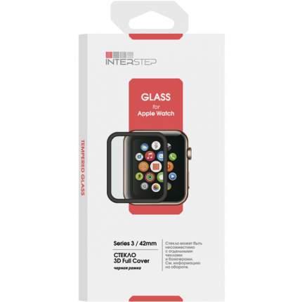 Защитное стекло InterStep для Apple Watch 3 42mm