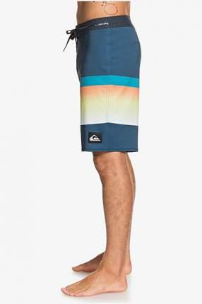 Бордшорты Quicksilver Highline Slab, majolica blue, 32 EU