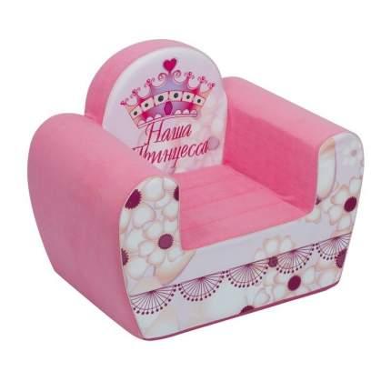 Игровое кресло серии Инста-малыш НашаПринцесса Paremo PCR317-19