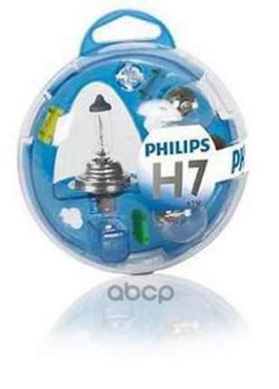 Комплект Ламп Essential Box H7 12v (H7 P21w P21/5w Py21w W5w) Philips 55719EBKM