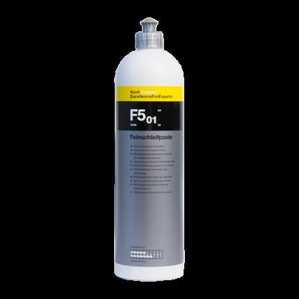 Шлифовальная паста без силикона Koch Chemie Feinschleifpaste F5.01 181001 1 л