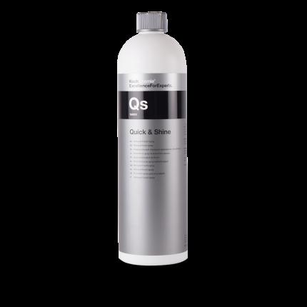 Универсальное средство восстановления поверхности QUICK & SHINE (1 л) Koch Chemie 168001