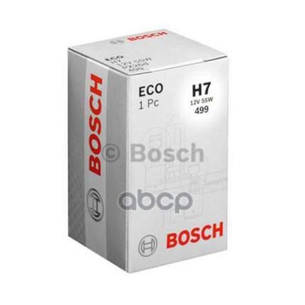 Лампа (H7) 55w 12v Галоген. Bosch 1 987 302 804