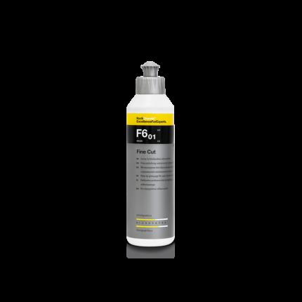 Мелкозернистая абразивная полировальная паста Koch Chemie Fine Cut F6.01 405250 0,25 л