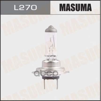 Лампа Галогенная H7 12v 55w Masuma L270