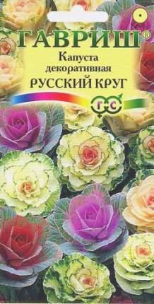 """Семена. Капуста декоративная """"Русский круг"""" (вес: 0,1 г)"""