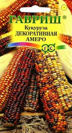 "Семена. Кукуруза ""Декоративная Амеро"" (5 штук)"