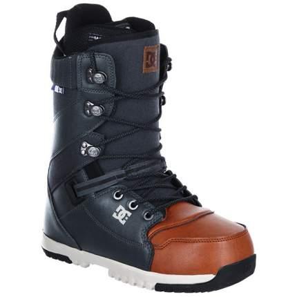 Ботинки для сноуборда DC Mutiny 2019, серые/коричневые, 28.5