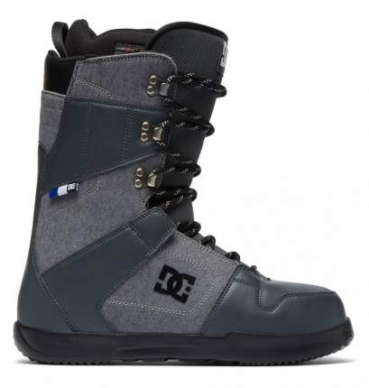 Ботинки для сноуборда DC Phase 2019, серые, 26.5