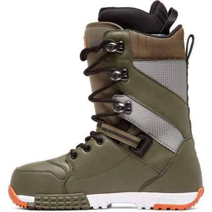 Ботинки для сноуборда DC Mutiny 2020, зеленые, 27