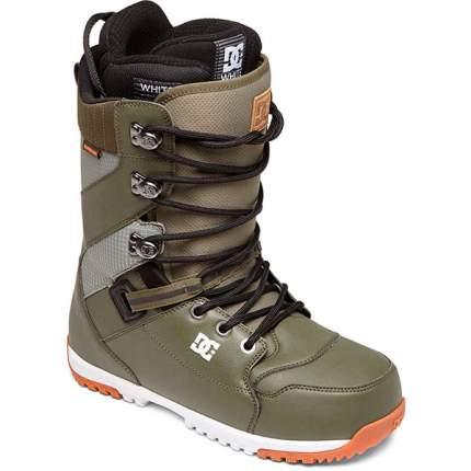 Ботинки для сноуборда DC Mutiny 2020, зеленые, 28.6