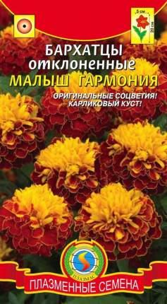 Бархатцы отклоненные Малыш Гармония, 30 шт.