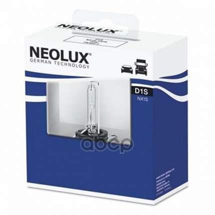 Лампа D1s 85v-35w (Pk32d-2) (Блистер 1шт) Neolux NX1S-1SCB