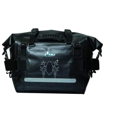 Боковая сумка на мотоцикл Amphibious Motobag II 20л. (Черный)