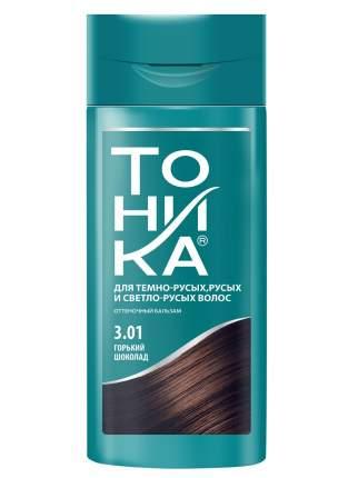 Бальзам для тонирования волос ТОНИКА 3.01 горький шоколад 150 мл