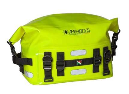 Сумка для мотоцикла Amphibious Upbag 9/19 литров (Желтый Fluo)