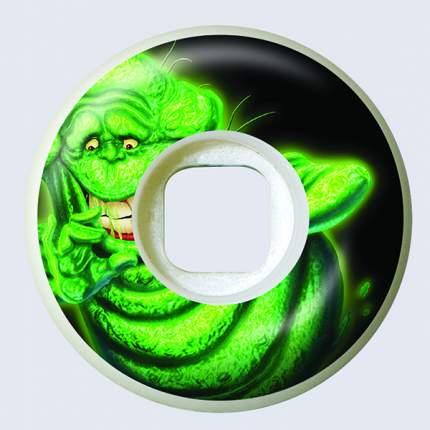 Колеса для скейтборда Element Ghostbusters Slimer 54 мм black